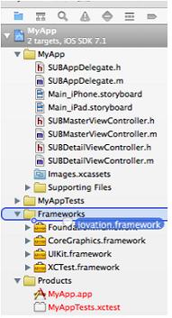 Detalhes instalação SDK